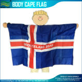 90*150см полиэстер Фанаты спорта Кабо-флаг, органа государства флага