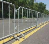 Verkehrs-Verkehrssicherheit-Eisen-Steuerbarrikade-Fechten
