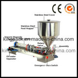 Полуавтоматическая пневматическая основных машина/машины для заливки масла