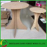 MDF MDF/ранга E2 используемый мебелью обыкновенный толком сырцовый
