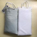 Tenda 100% di acquazzone bianca del poliestere di colore per la stanza da bagno