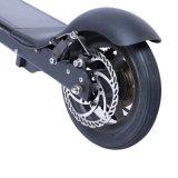 Собственная личность Smartek складная балансируя самокат Patinete Electrico 2 колес электрический с индикацией LCD