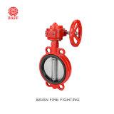 O Sistema de Sprinklers Automáticos de Incêndio da válvula de borboleta