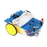 D2-1 suivi intelligent Smart voiture Smart Kit voiture Robot DIY DIY Costume de voiture électronique