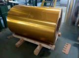 De PVDF PE 3005 Color revestido a folha de alumínio diamante em relevo na bobina