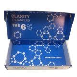 عادة بالجملة يعاد طعام صندوق قهوة ورقيّة يعبّئ صندوق