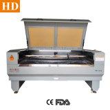 단단한 물자 잎 테이블 Laser 절단기 1600X1200mm
