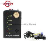 Detector de señal superior sensibilidad Full-Range Dispositivo GPS GPS de la señal inalámbrica de la señal de error Multi-Detector Anti-Spy contra el espionaje de los sistemas de seguridad del dispositivo