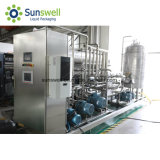 Het Blazen van de machines van Sunswell het Vloeibare Vullende Vullende Afdekken Combiblock