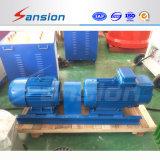 Sistema de prueba del motor generador de 30kVA 150Hz