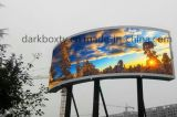 高い明るさのフルカラーの広告の屋外のLED表示(P8モジュール)