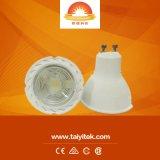 5W GU10 MR16 LED Scheinwerfer der Lampen-220V