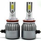 車キットC6 9005 9006本の穂軸LED車のヘッドライト