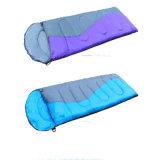 Het tweeling het Kamperen Seizoen weer-Waterdichte Warm&Cool van Slaap zak-3
