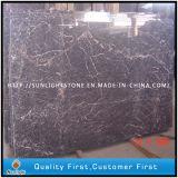 Chinees hangt de Grijze Marmeren Tegels van de Keuken en van de Badkamers van de Steen