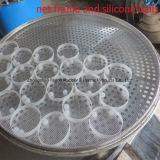 Limpar a esfera de borracha para o Sal do Mar Máquina de triagem da peneira vibratória