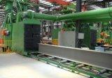 Het schoonmaken het Vernietigen van het Schot van de Plaat van het Staal van de Scheepsbouw de Uitstekende kwaliteit van de Machine