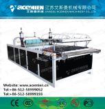 Feuille de toit ondulé composites en plastique de la ligne de production