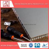 Revêtement en poudre haute résistance des panneaux en aluminium anticorrosion Honeycomb pour le train/ Transport ferroviaire