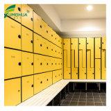 De hete Gele Kasten HPL van de Verkoop voor de Club van de Gymnastiek