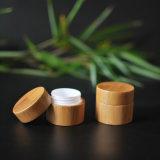 化粧品の包装のためのタケが付いているアクリルの瓶(PPC-BS-003)