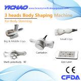 Lipo portable multifonction laser forme rapide de la beauté du corps machine minceur