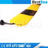 Piso de 3 metros de cable flexible protector