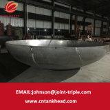 testa ellissoidale dell'acciaio inossidabile 01-20-Lager con la sezione che forma 5000mm*12mm