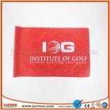 Los eventos deportivos desmontable Bandera Golf promocionales