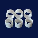 Isolante resistente all'uso di ceramica di avanzamento del tubo della porcellana dell'allumina Al2O3 della Cina