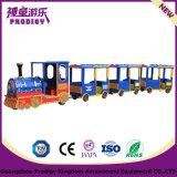 Viaje de diversiones tren eléctrico infantil para el Parque de Atracciones