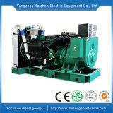 中国のディーゼル発電機の製造者、無声ディーゼル機関30kw 37.5 KVAの発電機セット
