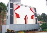 Commerce de gros une très grande netteté P10 Affichage LED de couleur unique en plein air