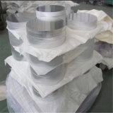 Círculo de alumínio da série 3000 para fritadeira (Al 3003, 3004, 3005, 3104, 3105, 3A21)