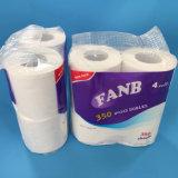 Tejidos de papel higiénico, rollos de tejido
