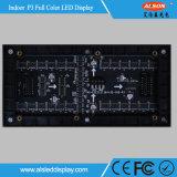 Örtlich festgelegt oder Rental P3 RGB farbenreiche bekanntmachende video Innen-LED Display