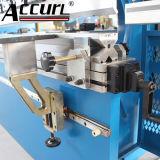 máquina de dobragem de Aço de alumínio fabricante profissional Mvd máquina dobradeira hidráulica
