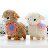 주문 견면 벨벳 장난감 박제 동물 장난감 알파카 견면 벨벳 장난감