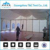 Conferência de retângulo de casamento grande tenda de exposições com moldura em alumínio PVC