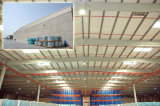 Edificio prefabricado de la estructura de acero para el almacén/el taller/la fábrica