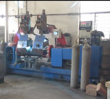 Machine van het Lassen van de Naad Cincumferential van de Gasfles van LPG de Automatische