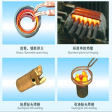 Máquina de aquecimento de aquecimento de indução de alta freqüência de economia de energia (GY-40AB)