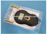 O ambiente do ABS protege a escala de viagem da bagagem de Digitas do material
