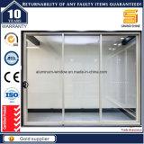 Boa qualidade de som Isolamento Interior de alumínio portas deslizantes
