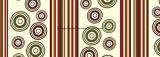 100%Polyester круг Pigment&Disperse напечатал ткань для комплекта постельных принадлежностей