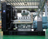 o gerador Diesel de 640kw 800kVA com motores de Perkins contem o ATS