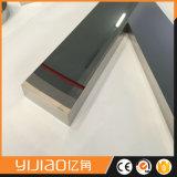 Usar el canal exterior de acero inoxidable de la letra del alfabeto número 316 304
