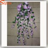Artificial Flowers Evergreen IVY pour Décoration