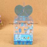 Flaschen-verpackenkasten-Drucken Belüftung-Kasten des Haustier-Plastikbabys