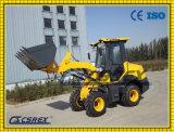 De populaire Lader van het Wiel van de Motor Kubota Compacte Landbouw met Euro Snelle Hapering